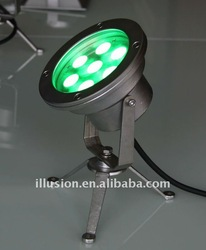 IP68 20w CE&ROHS underwater led pool lights