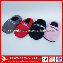 Customized Heatable microwave indoor slipper