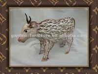handmade metal art sculptures small animals craft wholesale