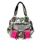 1225-2013 Latest design nylon tote bag, china bag,ashion trends ladies bags ladies handbag