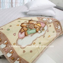 100%polyester child blanket