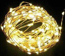 LED copper wire lights/christmas fairy light-110V-240V