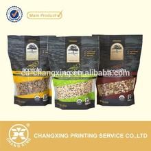 printed ziplock bags,for quinoa seed packaging bag