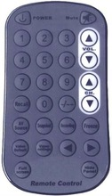 HOT SALES! PC infrared Remote Control w/ USB/PS/2 receiver Custom (Applies to Multi Media,Remote Humidifiers,and Audio)-S2