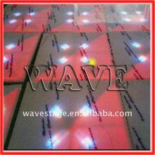 Hot 720pcs leds disco dance floor tile (WLK-2)