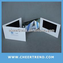 "4.3"" greeting card display"