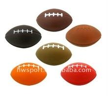 pu foam american football stress ball