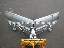 CE loader attachment snow plough