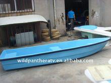 2011 fiberglass rowing boat