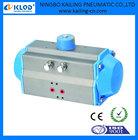 AT series pneumatic rotary actuator