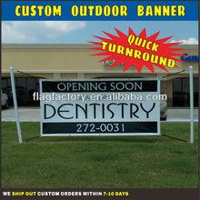 Custom Advertising Outdoor Banner