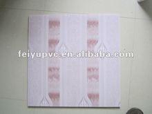 60x60 pvc plastic Ceiling Tiles& pvc Ceiling (ISO9001:2008)