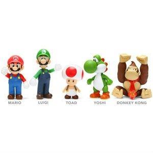 """5"""" Nintendo Action Figures"""