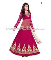 Designer Anarkali Dress Manufacturer India