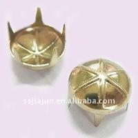 colored nail heads/decorative nail head/brass fastener