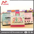 Design unico 2015 tabella calendario, calendario da tavolo per 2015 divertente, inglese calendario arabo