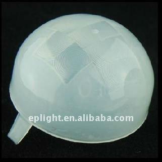 Capteur pir lentille de fresnel, lentille en plastique pour détecteur de mouvement infrarouge