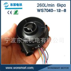 High pressure mini blower fan