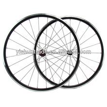 2014 YISHUNBIKE Best Performance 700c 27mm clincher lightweight 270g/pair hub Road Alloy Serie chinese road wheels