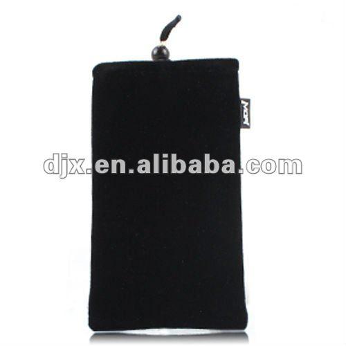 Cheap Velvet Cell Phone Bags