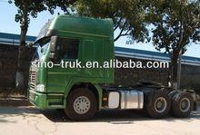 man diesel tractor truck 6X4