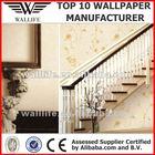 Beautiful Flower Tale wallpaper/Fire Retardant Wallpaper/Perfect Wall PapersFT3403