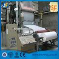 Máquina para hacer papel higiénico de baño, tipo de rollo gigante 1575, para producción en fábricas