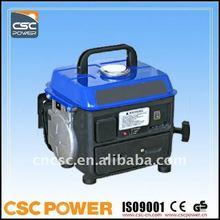 Quick Delivery !! CSCPower 0.9KVA Mobile Gas Generators