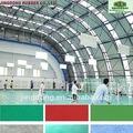 Salle de sport étage( sol sportif)/pvc sol de sport/2.6mm-7mm