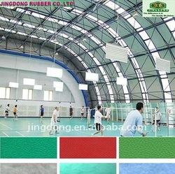 Sports Hall Floor (sport floor)/ PVC sport flooring/2.6mm-7mm