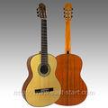 Handmade esc-210 dovetail violão clássicoinstrumento