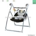 2-in-1 elétrica dobrável cadeira de balanço
