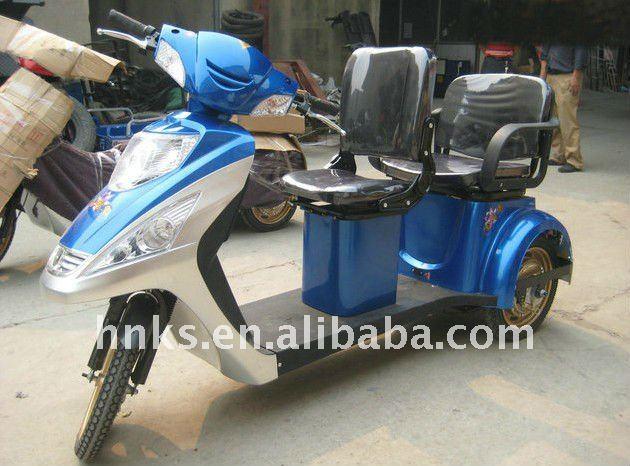 Environmental Electric Tricycles/Three Wheel Motorcycle/Three Wheel Electrombile