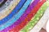 Colorful Rich Sizes Large glitter Ribbon