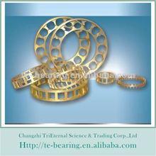 Bearing accessory ball bearing cage