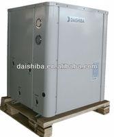 geothermal heat pump for hot water/ Ground water pump, floor heating,bath heater, R410A 6KW~35KW