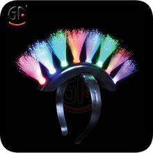 New Products 2013 Hot Flashing Led Mohawk Headband