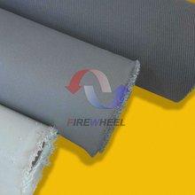 Fiberglass Thermal Insulation Cloth / Textile PU coated