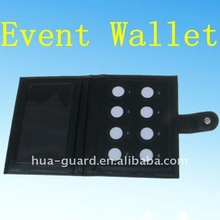 HUA Event Wallet for RFID Reader Guard mornitoring system