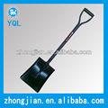 palas de acero herramienta de excavación