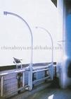 window cleaning equipment / parapet BMU /boyu B.M.U / Gondola