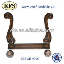 hand carved classic solid wood furniture frame for sofa(EFS-SR-9016)