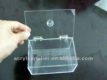 Transparent acrylic Business Card display