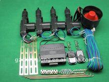 4 door remote central lock with buzzer