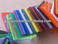 Hl super - qualidade PMMA / polymethyl polimetilmetacrilato / vidro orgânico
