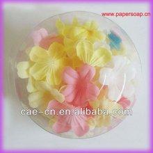 Promotional soap flake