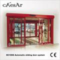 automática de doble puerta frontal