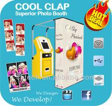 Súper portátil de fotos expendedora máquina de su negocio