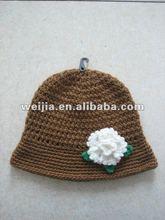 children lovely knitted beanie hat
