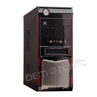 cheap case ATX computer desktop case SGCC with handle